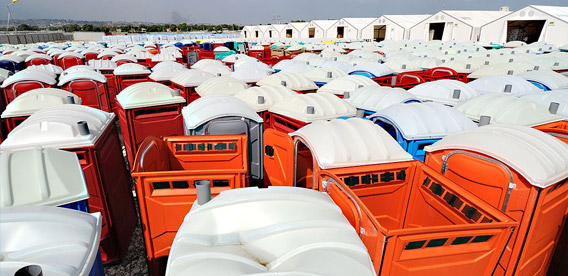 Champion Portable Toilets in Coolidge,  AZ